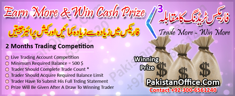 Win Real Cash Prize In Forex Competition
